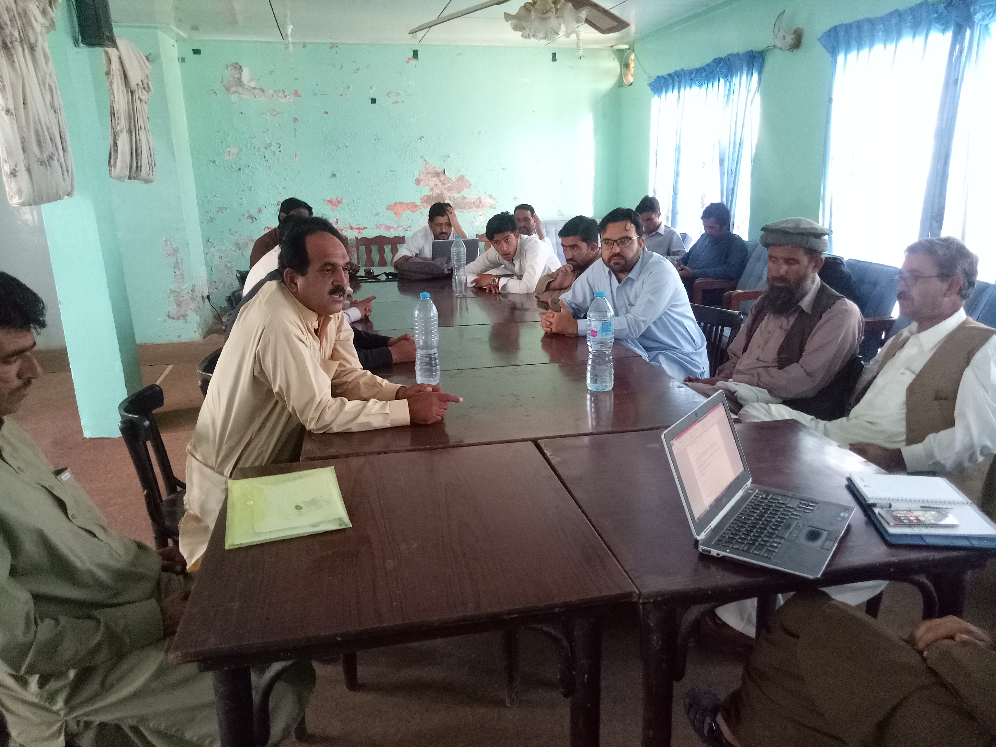 Bi-Monthly Meetings of CSO and DIG (2018)