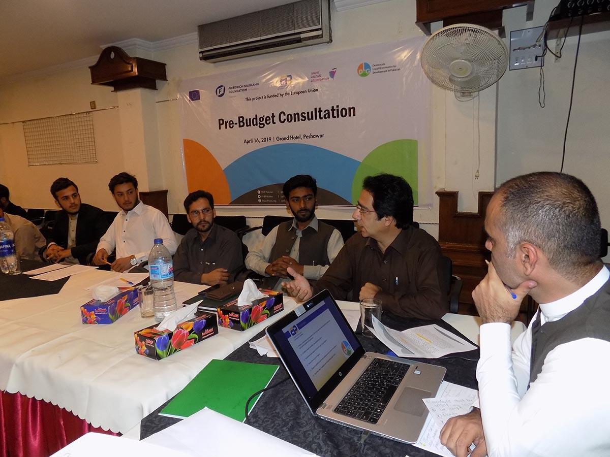 Pre Budget Consultations 2019 - 2020