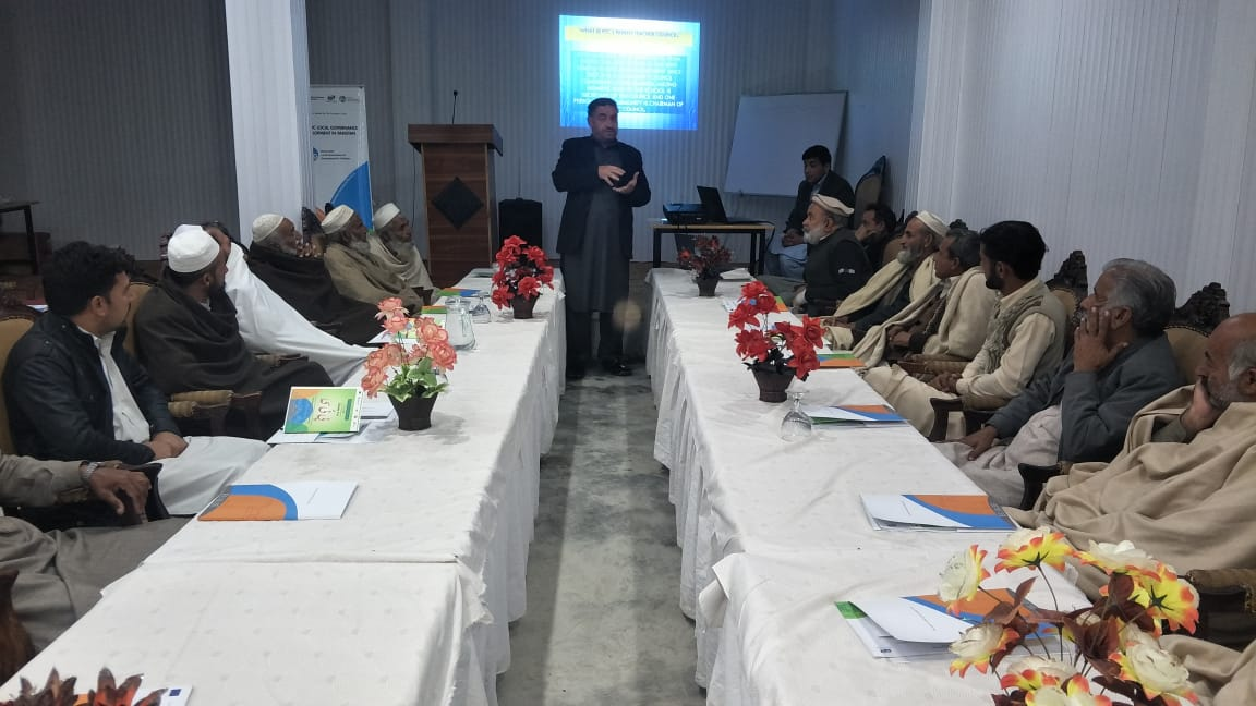 Workshop on Role of PTC to Improve School Management