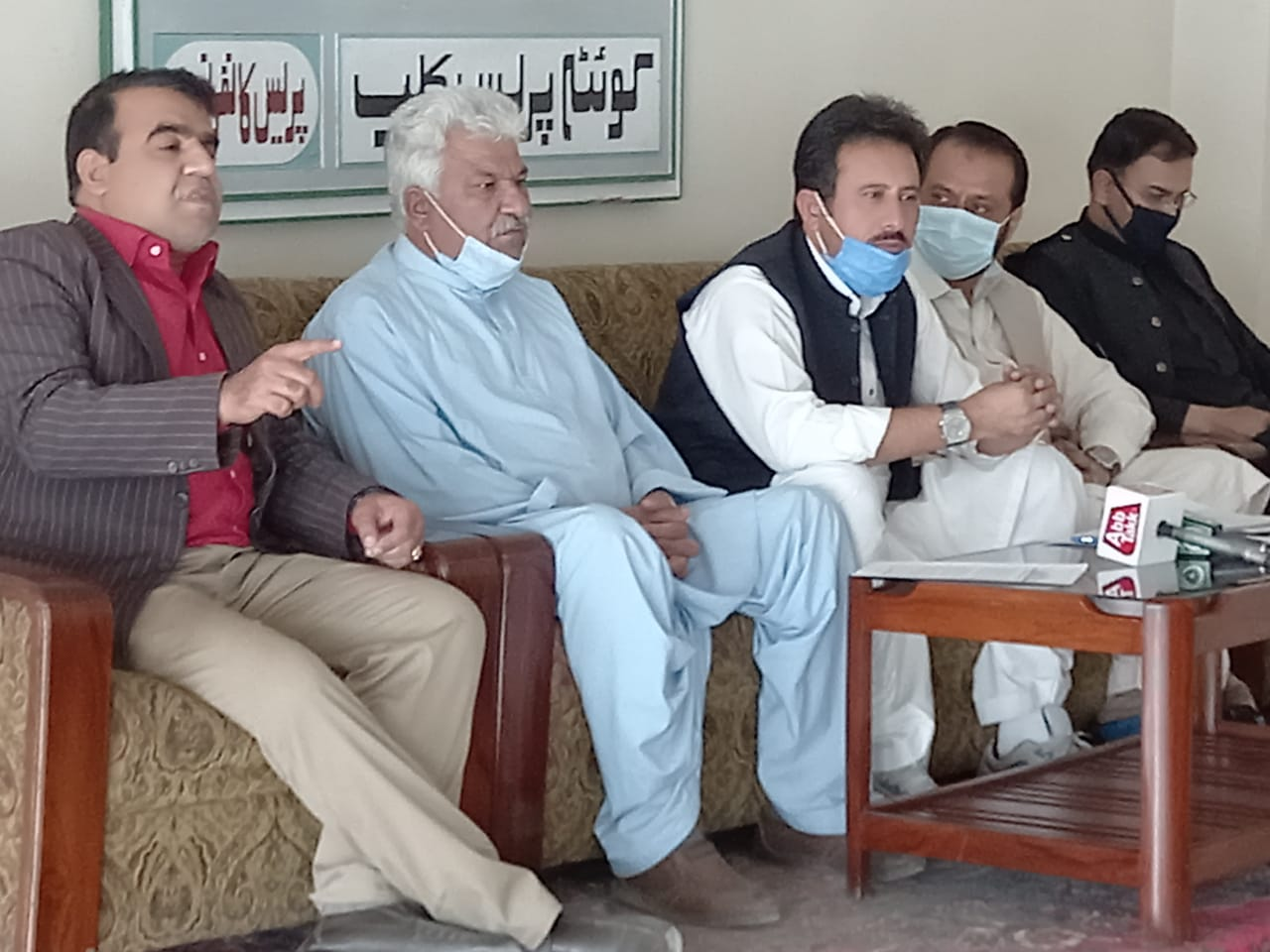 Media Engagement to Demand Local Government Elections in Balochistan