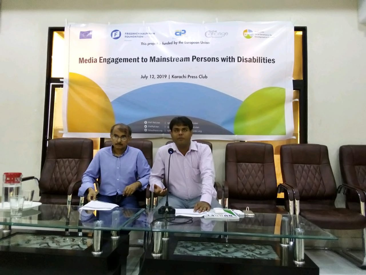 Media Engagement to Mainstream Persons with Disabilities