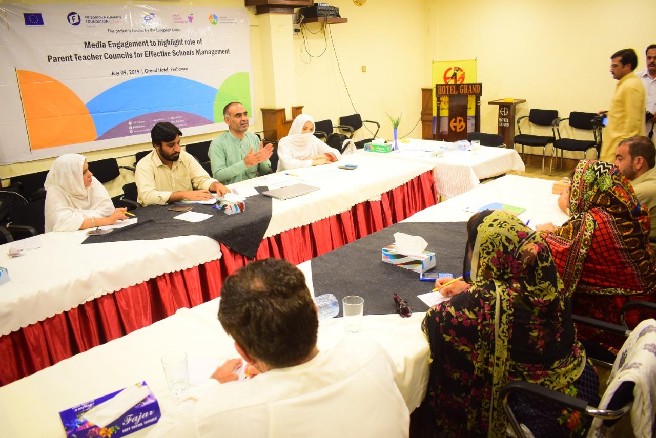 Media Engagement of PTC for Effective School Engagement