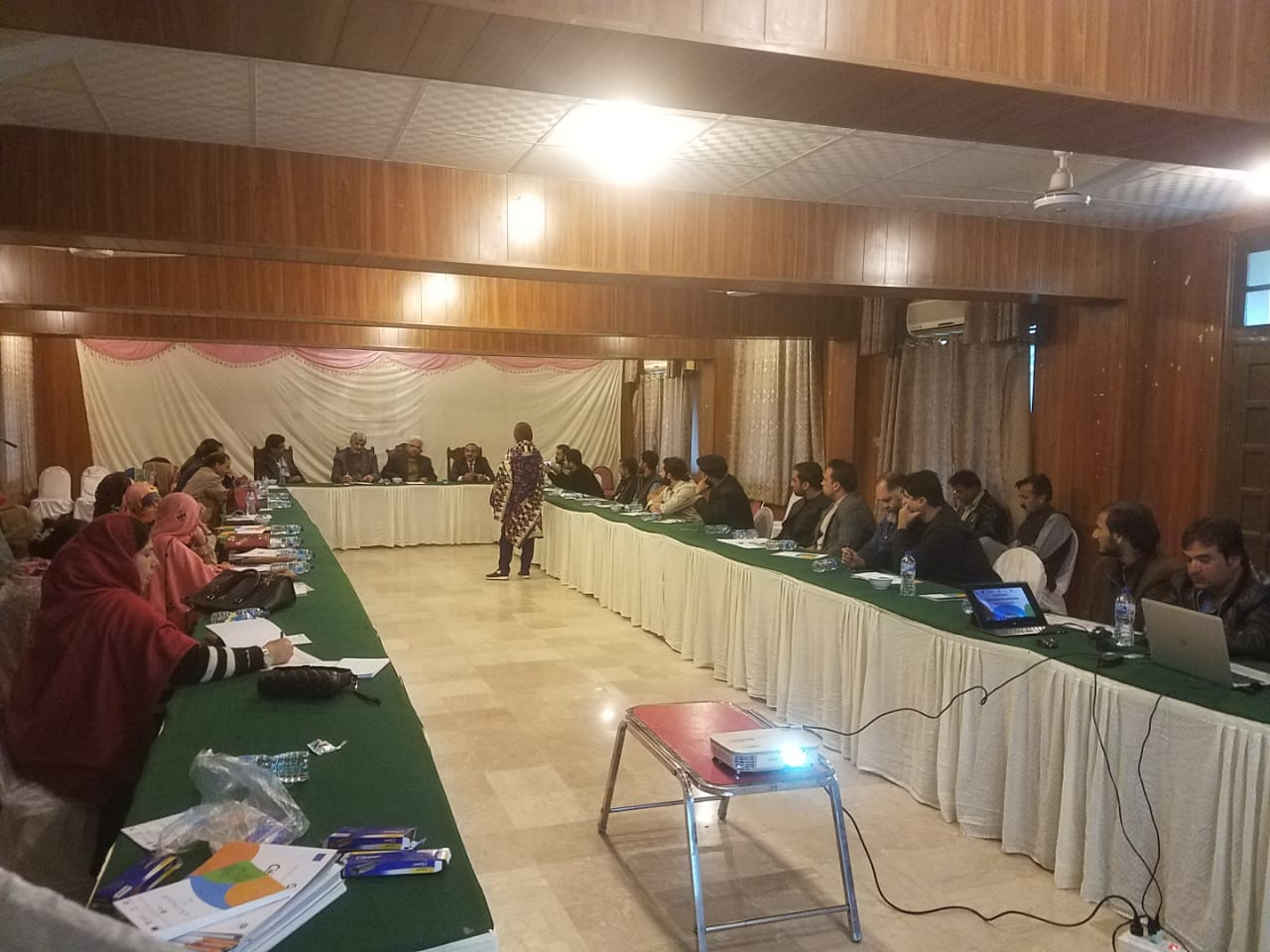 Workshop for Advocacy on Local Government in Balochistan