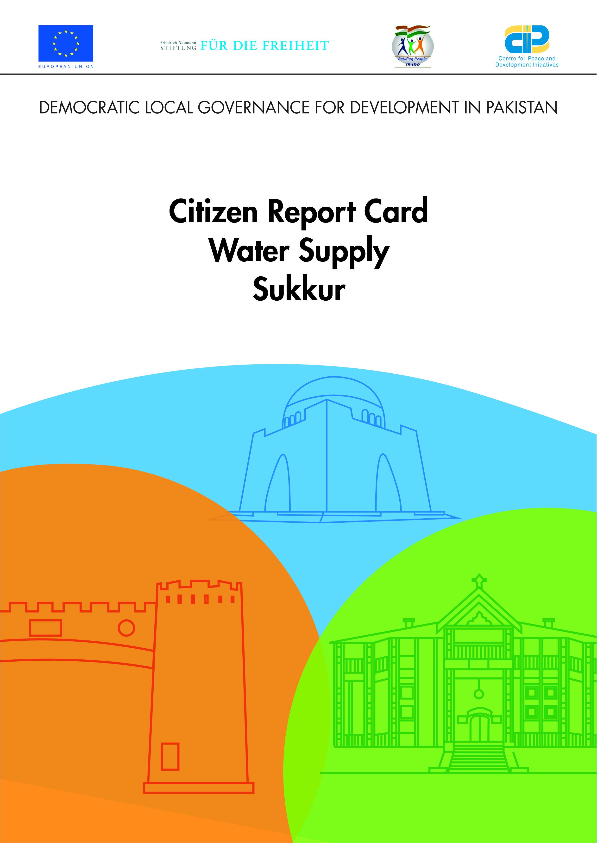Citizen Report Card